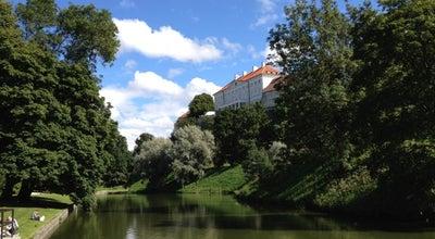 Photo of Park Schnelli Park at Toompuiestee, Tallinn, Estonia