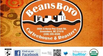 Photo of Coffee Shop Beans Boro at 2604 Horse Pen Creek Rd, Greensboro, NC 27410, United States