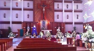 Photo of Church Parroquia Redemptoris Mater at Cto. Navegantes, Naucalpan, Mexico
