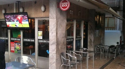 Photo of Burger Joint Danúbio Bar at Av. D. Afonso Henriques, Guimarães, Portugal