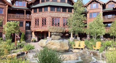 Photo of Ski Lodge The Whiteface Lodge at 7 Whiteface Inn Ln, Lake Placid, NY 12946, United States