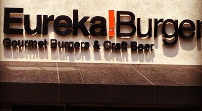 Photo of Burger Joint Eureka Burger at 345 Pearl Ave, Redlands, CA 92374, United States