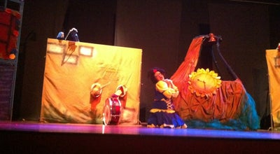 Photo of Theater Teatro do CUCA at Brazil