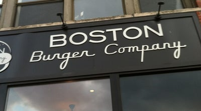 Photo of Burger Joint Boston Burger Company at 1100 Boylston St, Boston, MA 02215, United States