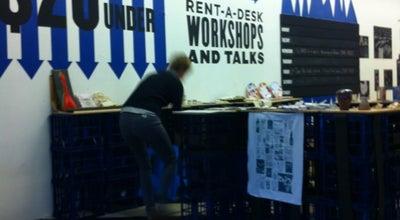 Photo of Design Studio Workshopped at 2/8 Hill St, Surry Hills, Ne 2010, Australia