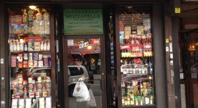 Photo of Deli / Bodega Casa Della Mozzarella at 604 E 187th St, Bronx, NY 10458, United States