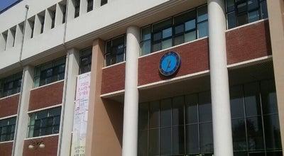 Photo of Library 대구광역시립 중앙도서관 at 중구 국채보상로 670, 대구광역시 700-412, South Korea