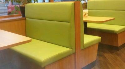 Photo of Burger Joint モスバーガー 勝田外野店 at 外野2-12-8, ひたちなか市 312-0053, Japan
