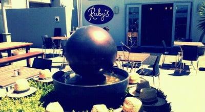 Photo of Cafe Ruby's Cafe at 99 Mana Esplanade, Mana, New Zealand