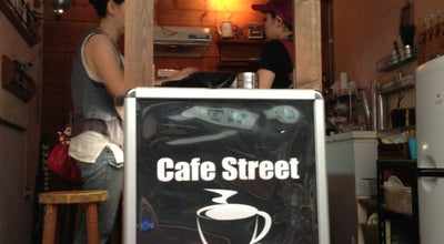 Photo of Cafe Café Street Chatan Coffee at 松尾2-9-7, Naha 900-0014, Japan
