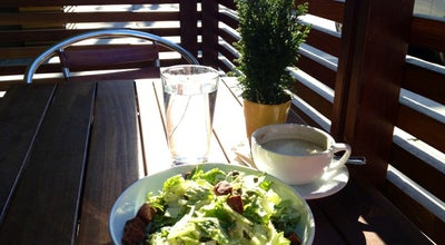 Photo of Vegetarian / Vegan Restaurant Real Food Daily at 414 N La Cienega Blvd, West Hollywood, CA 90048, United States