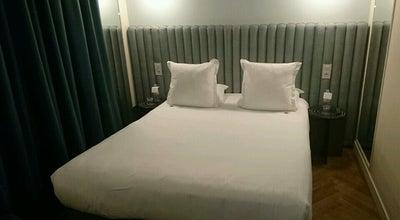 Photo of Hotel Hôtel Bachaumont at 18 Rue Bachaumont, Paris 75002, France