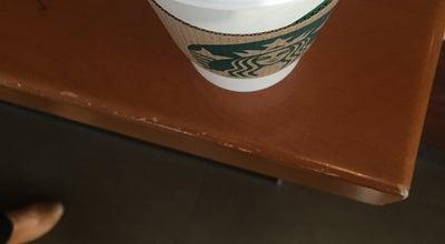 Photo of Coffee Shop Starbucks plaza manglar at Av. De La Cultura 94, Tepic, NAY 63185, Mexico