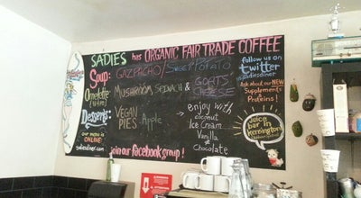 Photo of Vegetarian / Vegan Restaurant Sadie's Diner at 504 Adelaide St West, Toronto, Ca, Canada