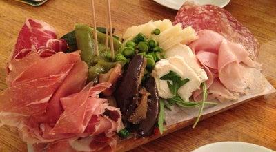 Photo of Italian Restaurant Muret la Barba at Rosenthaler Str. 61, Berlin 10119, Germany