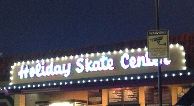 Photo of Roller Rink Holiday Skate Center at 175 N. Wayfield, Orange, CA 92867, United States