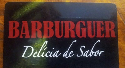Photo of Burger Joint BARBURGUER at R. Gomes Portinho, 822, Novo Hamburgo 93548-360, Brazil
