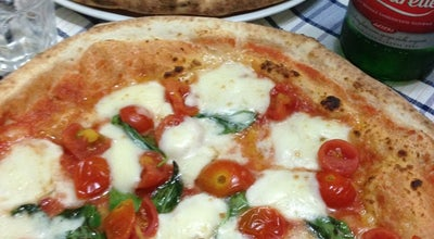 Photo of Pizza Place La Caletta Fantasie Napoletane at Via Eurialo, 92, Roma 00181, Italy
