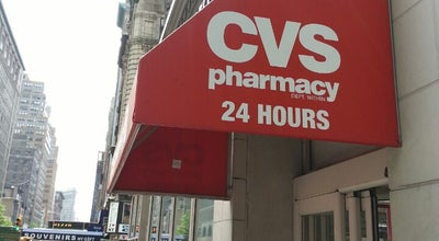 Photo of Drugstore / Pharmacy CVS at 320 5th Ave, New York, NY 10001, United States