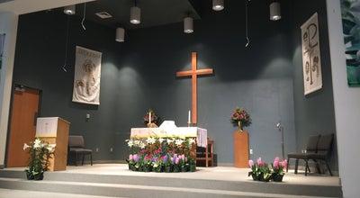 Photo of Church Redeemer Lutheran Church at 1 Deerwalk Ln, Charleston, WV 25314, United States