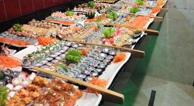 Photo of Sushi Restaurant Sushi Mania at Praça Da Matriz, Vitória de Santo Antão, Brazil