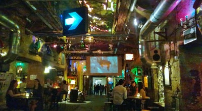 Photo of Pub Szimpla Kert at Kazinczy U. 14., Budapest 1075, Hungary