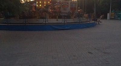 Photo of Theme Park Парк аттракционов at Коммунистическая Ул., 3а, город Волгоград 400131, Russia