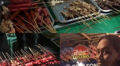 Photo of BBQ Joint Mang Atchan's Tocinohan at Dr. V Locsin, Dumaguete City, Philippines