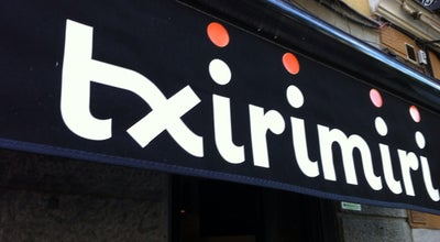 Photo of Tapas Restaurant Txirimiri at C. Humilladero, 6, Madrid 28005, Spain