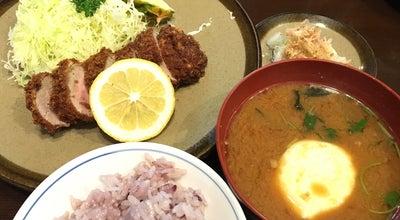 Photo of Japanese Restaurant とんかつ料理 豚珍館 at 東川口町4-12-15, Fukuyama, Japan