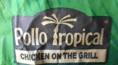 Photo of Latin American Restaurant Pollo Tropical at 16495 Nw 67th Ave, Miami Lakes, FL 33014, United States