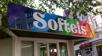 Photo of Ice Cream Shop Softeis at Johannisstr., Jena 07743, Germany