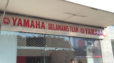 Photo of Motorcycle Shop Yamaha Delamanis Team at Χαμοστερνας 58-62, Αθήνα 118 53, Greece