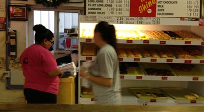 Photo of Bakery Rise N Shine Doughnuts at 410 Frankford Ave, Lubbock, TX 79416, United States