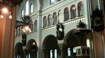Photo of Church Bazylika oo. Franciszkanów w Katowicach at Ul. Panewnicka 76, Katowice 40-760, Poland
