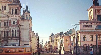 Photo of Plaza Plac Wolności at Pl. Wolności, Łódź, Poland
