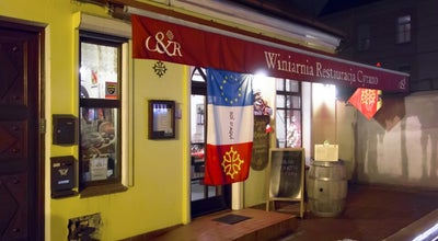 Photo of French Restaurant Cyrano et Roxane at Sopot, Poland