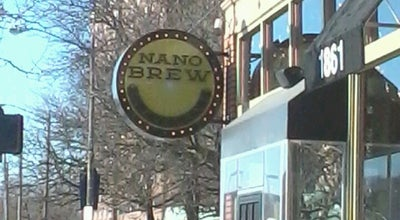 Photo of Gastropub Nano Brew Cleveland at 1859 W 25th St, Cleveland, OH 44113, United States