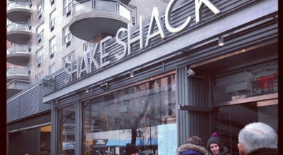 Photo of Burger Joint Shake Shack at 154 E 86th St, New York, NY 10028, United States