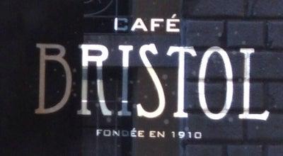 Photo of Cafe Bristol at Ευγενίου Βουλγάρεως 49, Corfu 491 00, Greece