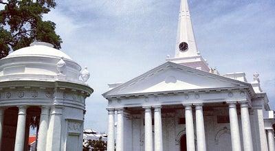 Photo of Church St. George's Church at 1 Lebuh Farquhar, George Town 10200, Malaysia