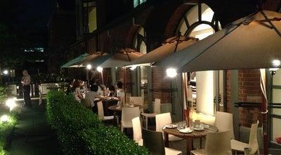 Photo of Cafe Hamac de Paradis 寒梅館 at 烏丸通上立売下ル御所八幡町103, 京都市上京区 602-0023, Japan