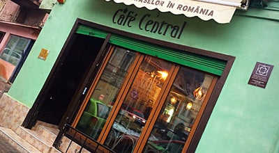 Photo of Cocktail Bar Café Central at Str. Apollonia Hirscher Nr. 18, Brașov 500015, Romania