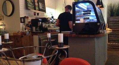 Photo of Cafe Koffie.se at Rörstrandsgatan 25, Stockholm, Sweden