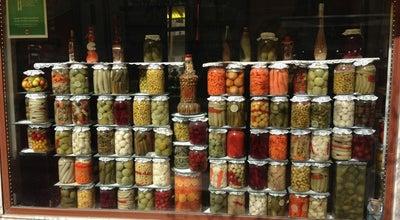 Photo of Vegetarian / Vegan Restaurant Asri Turşucu at Cihangir, Istanbul, Turkey