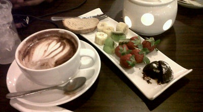 Photo of Cafe Teras Chocotiers at Jl. Mt. Haryono, Balikpapan 76125, Indonesia