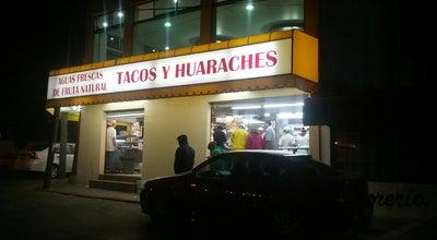 Photo of Taco Place Tacos El Paisa at Zarzaparrillas, Coacalco, Mexico