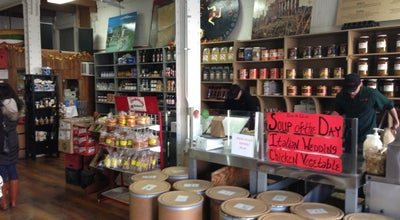 Photo of Sandwich Place J. P. Graziano Grocery Co. at 901 W Randolph St, Chicago, IL 60607, United States