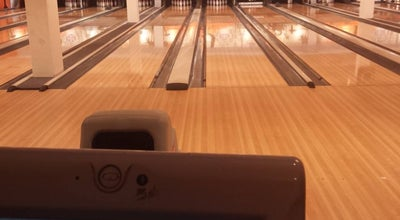 Photo of Bowling Alley Metro Bowling Holmen at Norway