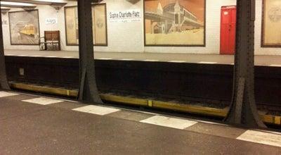 Photo of Subway U Sophie-Charlotte-Platz at Sophie-charlotte-platz, Berlin 14059, Germany